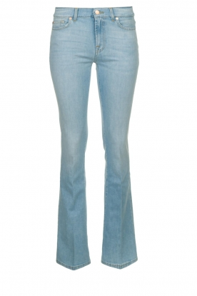 7 For All Mankind | Denim stretch flare Bootcut L34| blauw