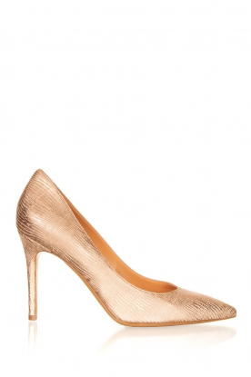 Matteo Pitti | Leather pumps Tejus | pink