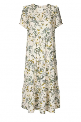 Lolly's Laundry | Printed maxi dress Freddy | natural