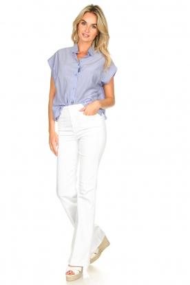 Look Katoenen blouse Auso