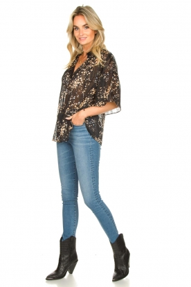 Look Print blouse Snora