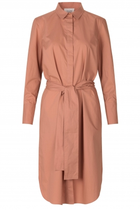 Second Female | Shirt dress Larkin | pink