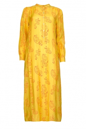 JC Sophie | Maxidress Christen|yellow