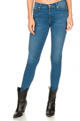7 For All Mankind |  Skinny jeans Bair Park Avenue | blue