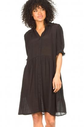 Sofie Schnoor |  See-through dress Valeria | black