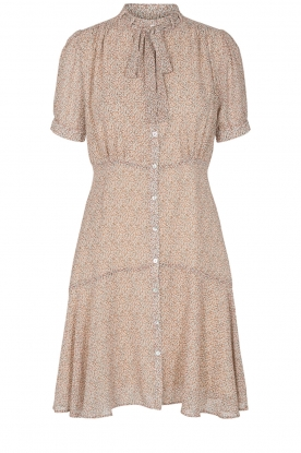 Sofie Schnoor | Dress with print Cathy | beige