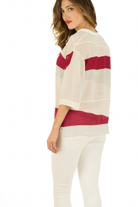 IRO | Top Hansel | rood