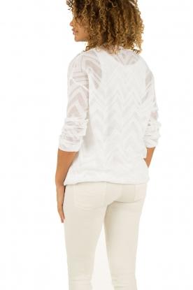 M Missoni | Vest Bianco | wit