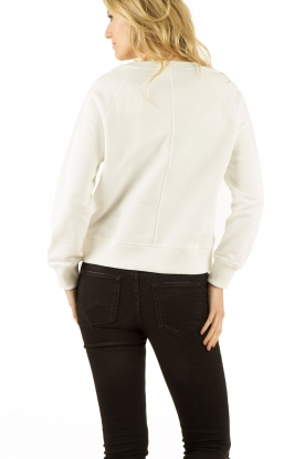 Sweater Abbey | white