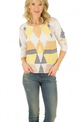 Sweater Pierrot | yellow