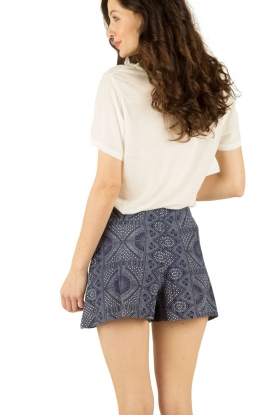 Short Avalon | blauw