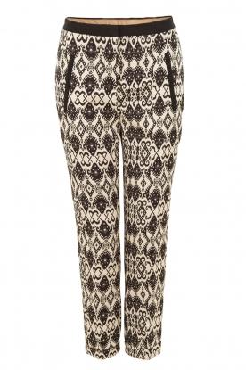 Pants Stucco | blackwhite