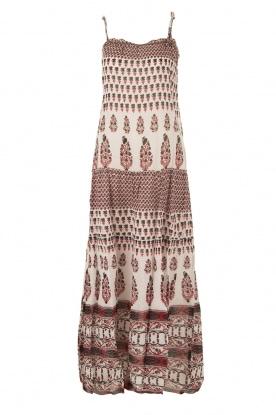Ambre Babzoe | Maxi jurk Gin | rood