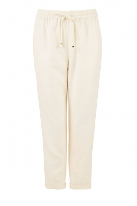 Hoss Intropia | Pantalon Luzia | off-white