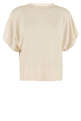 Hunkydory | Top Nickelby | creme