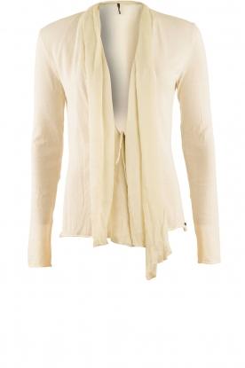 Vest Sciarpa | creme
