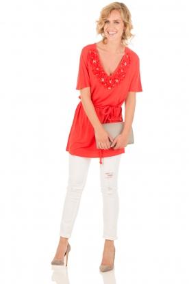 Tuniekjurk Elise | rood
