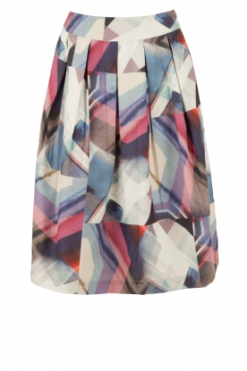 Midi skirt Ight | purple