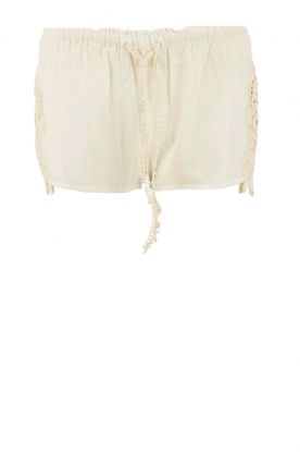 My Sunday Morning | Shorts Yanis | creme