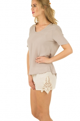 Shorts Yanis | cream