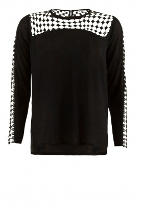 Sweater Meradian | black