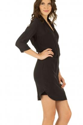 Dante 6 | Zijden jurk Mair | zwart