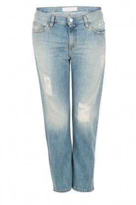 IRO | Boyfriend jeans Nalyn | blauw