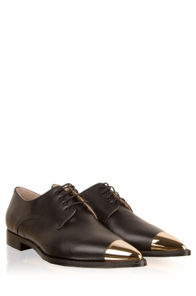 ELISABETTA FRANCHI | Leren schoenen Vero | zwart