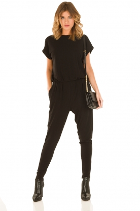 By Malene Birger | Jumpsuit Olia | zwart