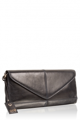 Leather clutch Divine | dark blue