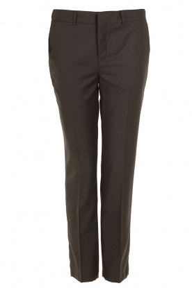 Amatør |  Trousers Sand | black