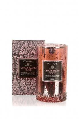 Voluspa | Geurkaars Petite Maison Champagne rose | roze