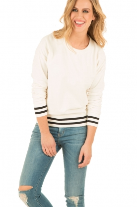 Hunkydory | Sweater Galt | wit