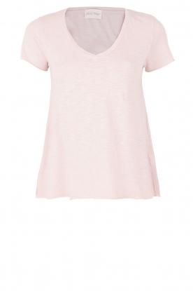 T-shirt Jacksonville | pink