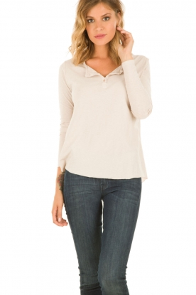 Longsleeve top Tallahassee | natural