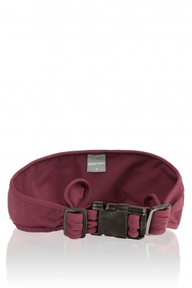 Deblon Sports | Sports Clutch | bordeaux