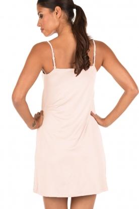 Hanro | Slip dress Satin Deluxe | nude