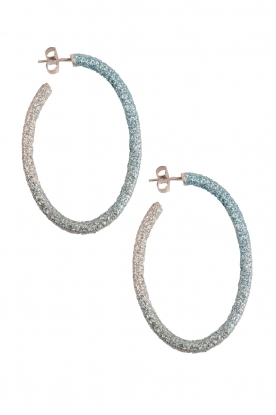 KMO Paris |  Earrings Nana | blue