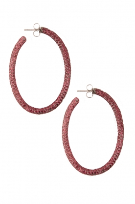 KMO Paris |  Earrings Nana | pink