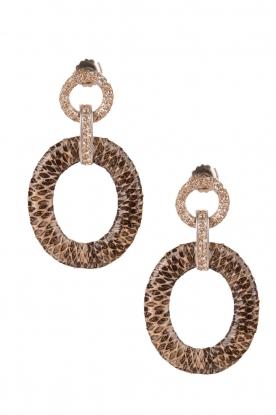 Earrings Dime | gold