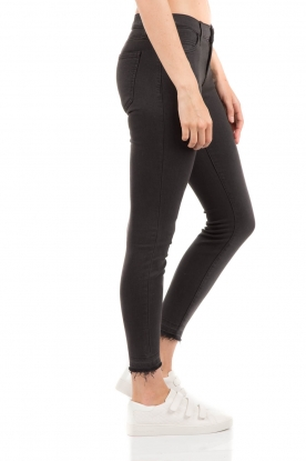 Current/Elliott | Slim-fit skinny jeans The stiletto | zwart
