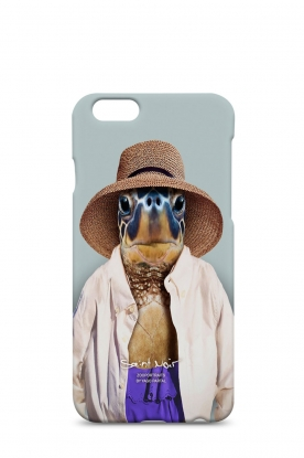 Saint Noir | Iphone hoesje 6/6S Turtle | print