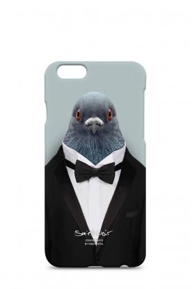Saint Noir | Iphone hoesje 6/6S Pigeon | print