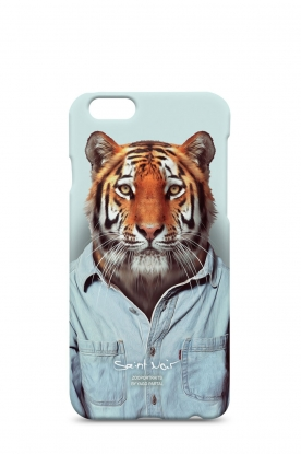 Saint Noir | Iphone hoesje 6/6S Tiger | print