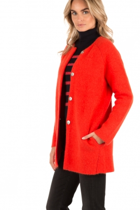 Cardigan Kate | red