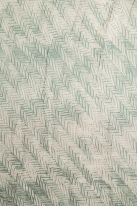 Becksöndergaard | Sjaal Sable | groen