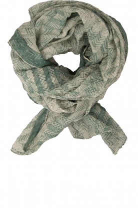 Scarf Sable | green