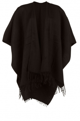Cape Solid | black