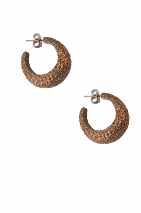 Earrings Sally | gold