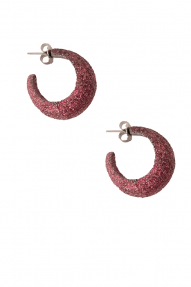 KMO Paris |  Earrings Sally | pink